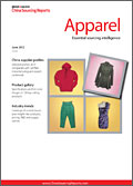 China Sourcing Report: Apparel
