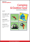 China Sourcing Report: Camping & Outdoor Gear