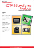China Sourcing Report: CCTV & Surveillance Products