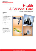 China Sourcing Report: Health & Personal Care