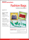 Indonesia Sourcing Report: Fashion Bags