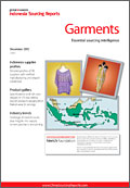 Indonesia Sourcing Report: Garments