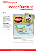 Indonesia Sourcing Report: Indoor Furniture
