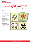 China Sourcing Report: Jewelry & Watches