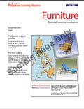 Philippines Sourcing Report: Furniture