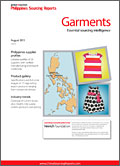 Philippines Sourcing Report: Garments