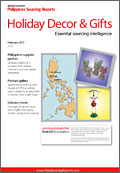 Philippines Sourcing Report: Holiday Decor & Gifts