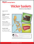 Philippines Sourcing Report: Wicker Baskets