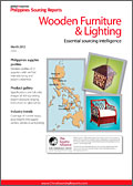 Philippines Sourcing Report: Wooden Furniture & Lighting