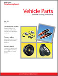 China Sourcing Report: Vehicle Parts