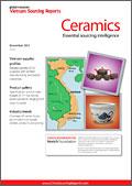 Vietnam Sourcing Report: Ceramics
