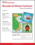Vietnam Sourcing Report: Wooden & Wicker Furniture